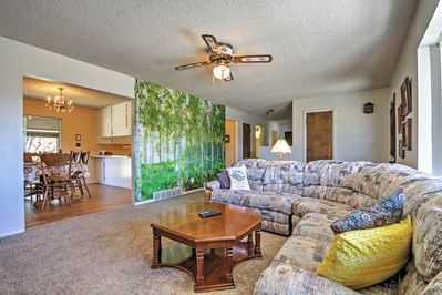 Welcome to 'Bryce Canyon Family Guest House,' your Tropic, Utah home-away-from-home that has NO cleaning fee!