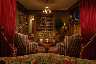 The Library room