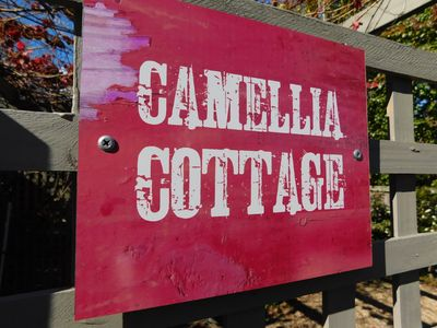 Photo for Camellia Cottage is light filled and quaint in a leafy private environment.