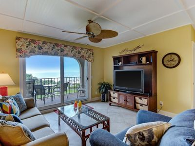 Photo for Cute and Cozy Oceanfront Condo with Spectacular Views on Amelia Island Plantation!