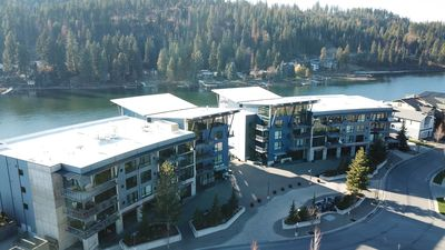 Photo for Luxury Coeur D' Alene Condo, steps from the Spokane River and Centennial Trail.