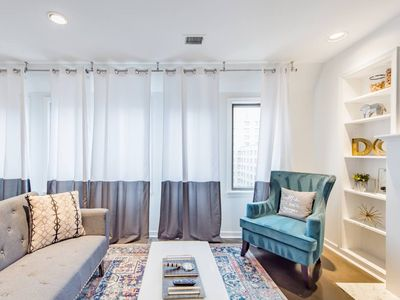 Photo for 1BR Penthouse w/rooftop near White House ! view of Washington Monument