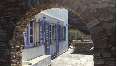 Photo for Sea view Maisonette for memorable holidays in Greece, Vathi Sifnos
