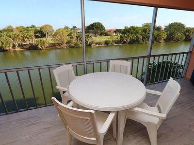 Photo for Comfortable Two Bedroom Condo on Middle Gulf Drive Offering Gulf Views! Spanish Cay B3