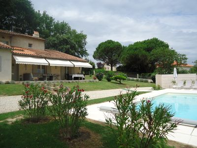 Photo for La Terrasse - The ultimate charming holiday house with private pool