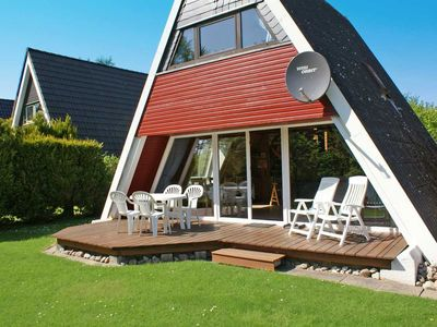 Photo for with fireplace and parking in front of the house - tent roof house with W-LAN for the whole family