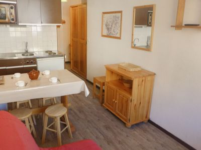 Photo for Apartment La Vanoise in Val Thorens - 3 persons, 1 bedrooms