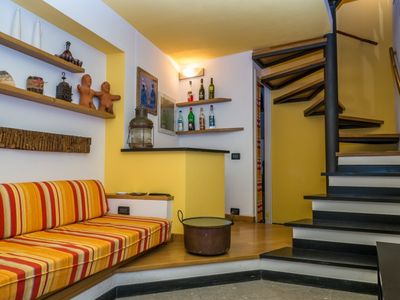 Photo for Recently renovated apartment in Manarola