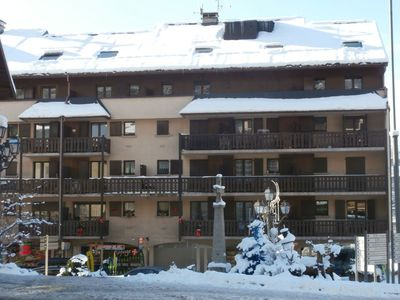 Photo for Apartment in the center of Saint-Gervais-les-Bains with Lift, Parking, Internet (491033)