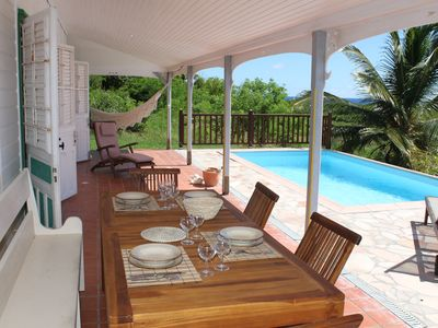 Photo for Villa Sunrise Ocean your vacation home in the Antilles