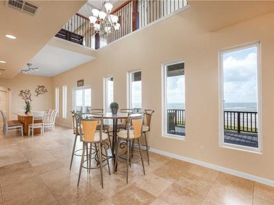 Photo for Fantasea - 6BR/6BA, Sleeps 20 - Beachfront in Indian Beach