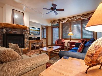 TL2108 FALL in love with this beautiful Mountain Condo, Prime location!