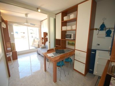 Photo for Apartment Roquebrune-Cap-Martin, studio flat, 4 persons