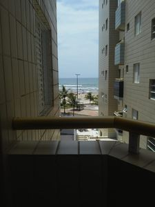 Photo for Rental season apt 01 bedroom ocean front with gourmet balcony and view
