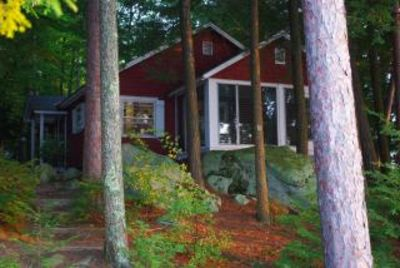 Photo for Beautiful Lake Winnipesaukee Waterfront Home