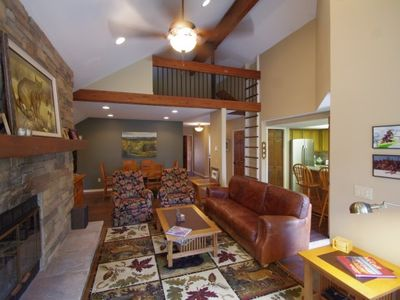Photo for Beautiful Condo on the River in McCall, Idaho