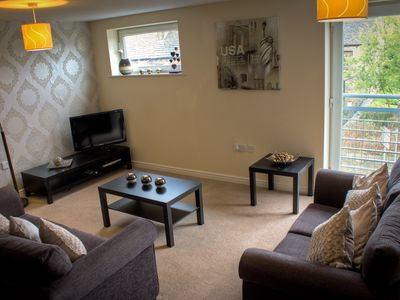 Photo for The Lindley Suite - Simple2let Serviced Apartments