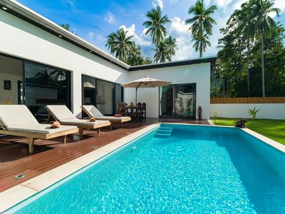 Photo for Magnificent 3 bedroom villa with private pool