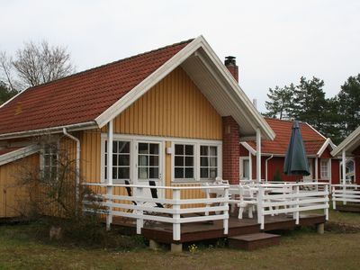 Photo for The house is located right on the edge of the Müritz National Park