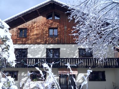 Photo for 4BR Chalet Vacation Rental in Essert Romand, Auvergne-Rhône-Alpes