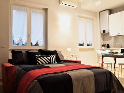 Photo for * Nice flat near Central Station and Porta Nuova *