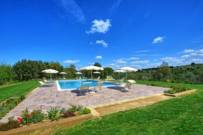 A peaceful location in Tuscany