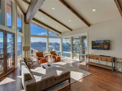 Photo for Big Sky - Tahoe Donner Lakeview: 5 BR / 3.5 BA five bedrooms in Truckee, Sleeps 12