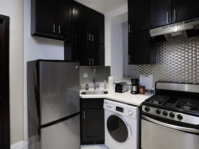 Photo for STYLISH 2 BEDROOM APT RIGHT ON CENTRAL PARK WEST