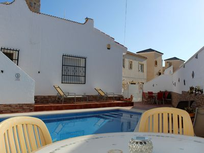 Photo for 2 Bed Villa – Blue Lagoon Private Pool, Golf, Sun, Good Food and Entertainment!