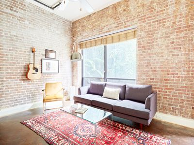 Photo for Sonder | Constance Lofts | Industrial 1BR + Gym