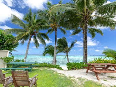 Photo for Ann's_Beach_House - right on the best beach!
