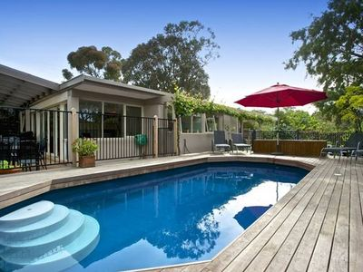 Photo for POOLSIDE HAVEN - MOUNT MARTHA