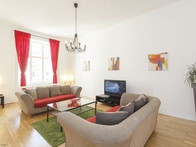 Very spacious city centre apartment with free wifi and free transfer on arrival