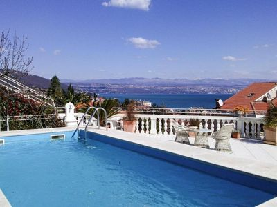 Photo for Apartments Villa Barbara, Lovran  in Opatija Riviera - 2 persons, 1 bedroom