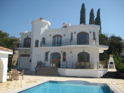 Photo for Luxury Villa with Large Private Pool and Landscaped Garden, Free Wifi