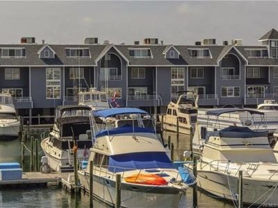 Photo for Spectacular, Water Front gem in Beach Haven- views, pool, walk to everything!