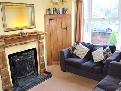 Photo for Period family friendly cottage only 3 minutes walk from Overstrand's beaches