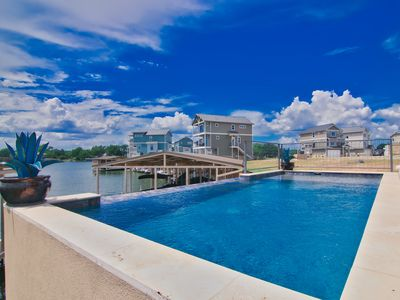 Photo for Harbor House - Heated Swimming Pool, Kayaks, SUP, High-End Gated Community!