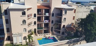 Photo for Exceptional location in Playa Del Carmen! 100m from 5th Avenue and the sea