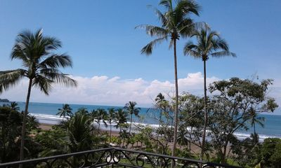 Photo for Ocean view condo with Fitness Center & BBQ!  TAXES INCLUDED!