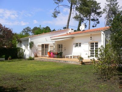 Photo for Holiday home on the Bay of Arcachon