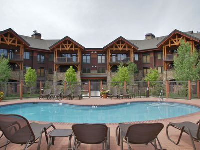 Photo for **Lift Ticket Discounts** Ultimate Resort Location, Hot Tubs and Pools  (202803)