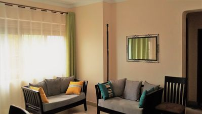 Photo for MARIBEL HOMES-Spacious, sunny/ fresh home away from home retreat in Kampala