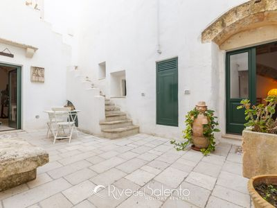 Photo for Charming house in the historic center of Specchia a few miles from Leuca