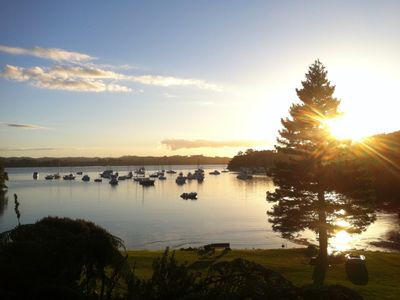 Photo for Kerikeri, Bay of Islands - Large Coastal Home in Private Bay with beach access