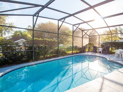 Photo for Private Pool Home and Resort Amenities, Near Disney