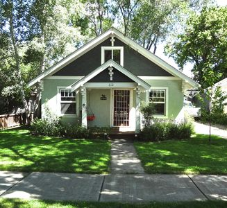 Photo for Historic Downtown Flagstaff Bungalow with Loft