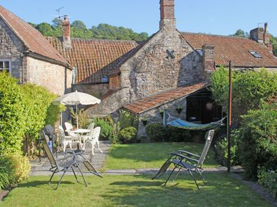 Photo for Charming 17th Century Cottage In Croscombe, Somerset