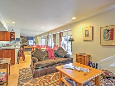 Photo for Cozy Aspen Townhouse w/Grill, WiFi & Mtn. Views!