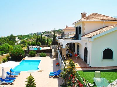 Photo for Villa Goodens sleeps 8 people with 4 bedrooms and 4 bathrooms